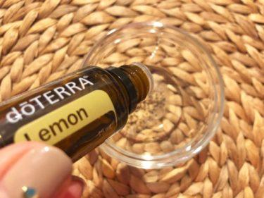 ドテラのレモン精油で簡単ドレッシングの作り方