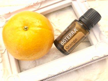 メディカルアロマ・オレンジ精油の使い方や効果をご紹介